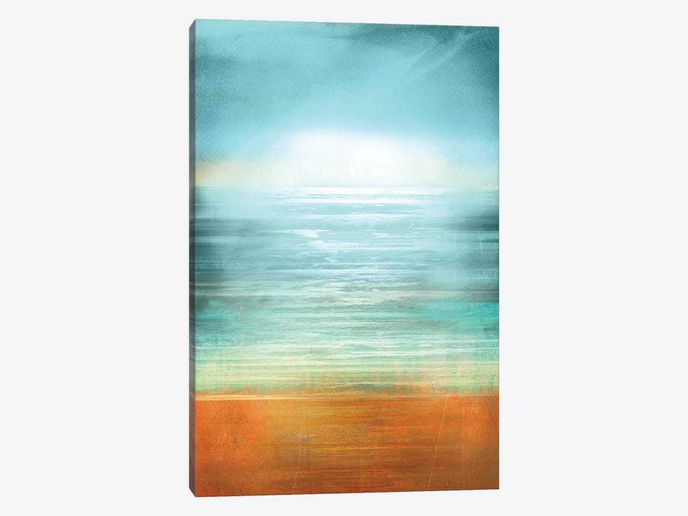 Ocean Abstract by PI Studio 1-piece Canvas Artwork