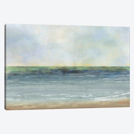 Ocean Breeze I Canvas Print #PST512} by PI Studio Canvas Artwork
