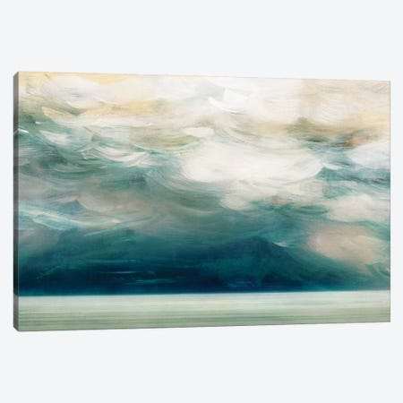 Ocean Breeze II Canvas Print #PST513} by PI Studio Canvas Wall Art