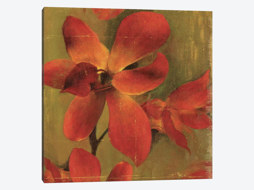 On Fire I by PI Studio 1-piece Canvas Wall Art