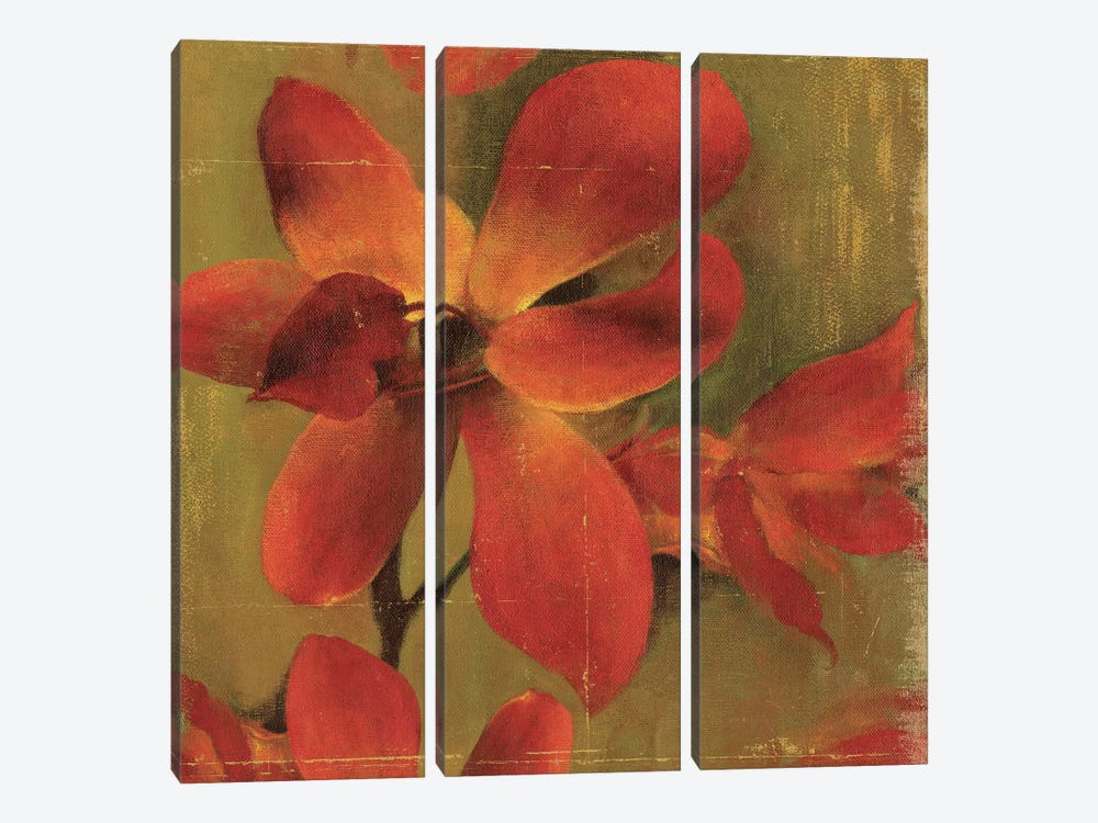 On Fire I by PI Studio 3-piece Canvas Artwork