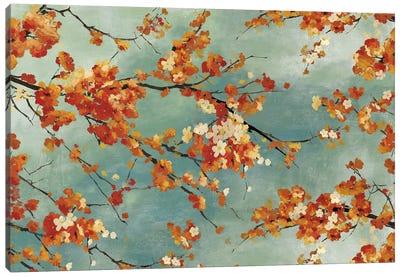 Orange Blossom Canvas Art Print