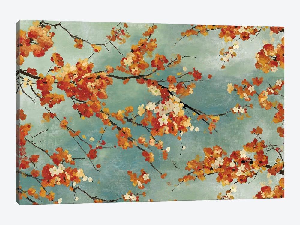 Orange Blossom by PI Studio 1-piece Canvas Print