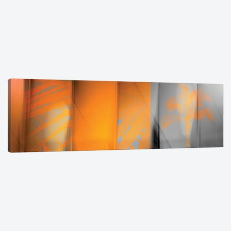 Orange Shades Canvas Print #PST525} by PI Studio Canvas Artwork