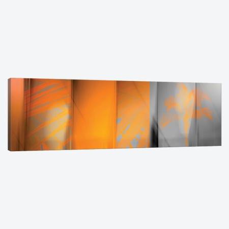 Orange Shades Canvas Print #PST525} by PI Studio Canvas Artwork