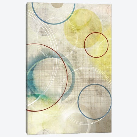 Orbs Canvas Print #PST527} by PI Studio Canvas Art