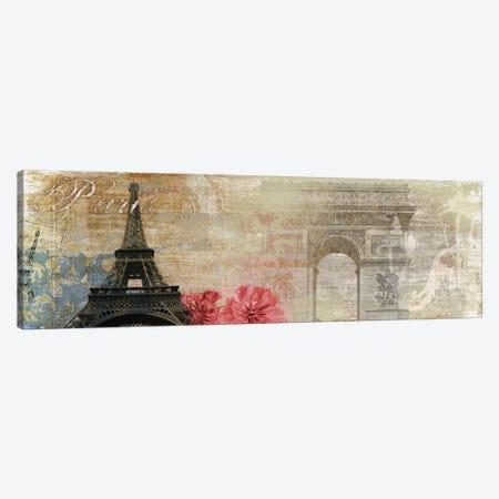 Paris Canvas Print #PST558} by PI Studio Canvas Artwork