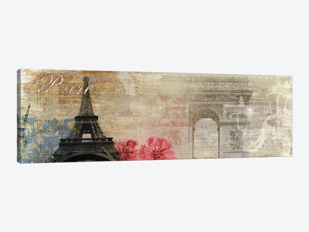 Paris by PI Studio 1-piece Canvas Print
