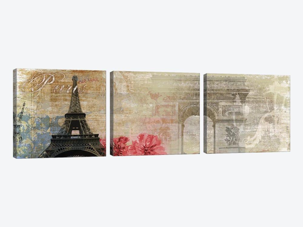 Paris by PI Studio 3-piece Art Print