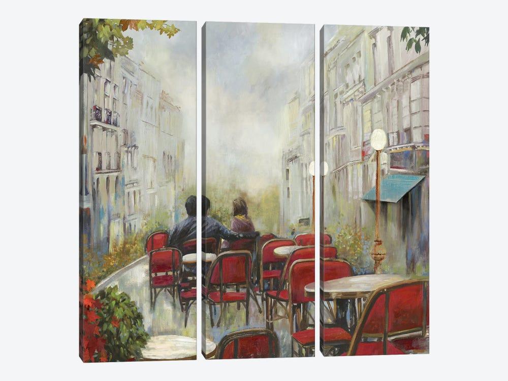 Paris Café by PI Studio 3-piece Canvas Wall Art