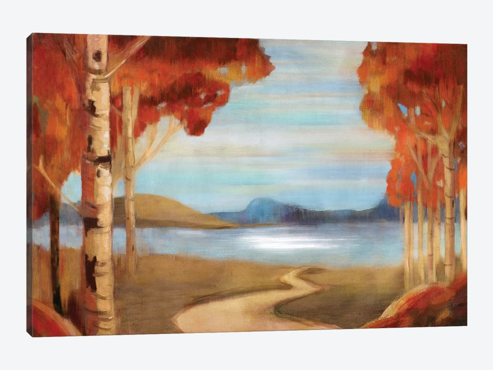 Peaceful Reservation by PI Studio 1-piece Canvas Wall Art
