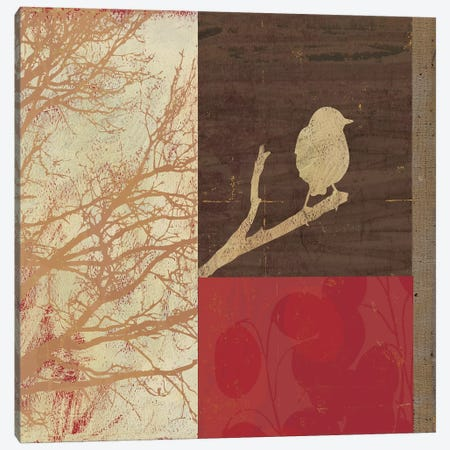 Perched II Canvas Print #PST579} by PI Studio Canvas Wall Art