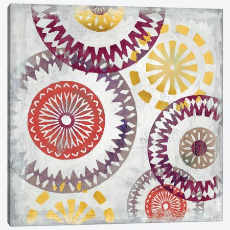 Persimmon I Canvas Print #PST582} by PI Studio Canvas Print