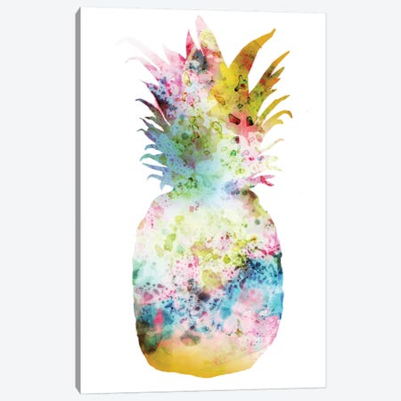Pineapple II Canvas Print #PST587} by PI Studio Canvas Artwork