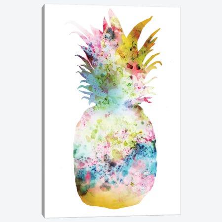 Pineapple II Canvas Print #PST587} by PI Studio Canvas Artwork