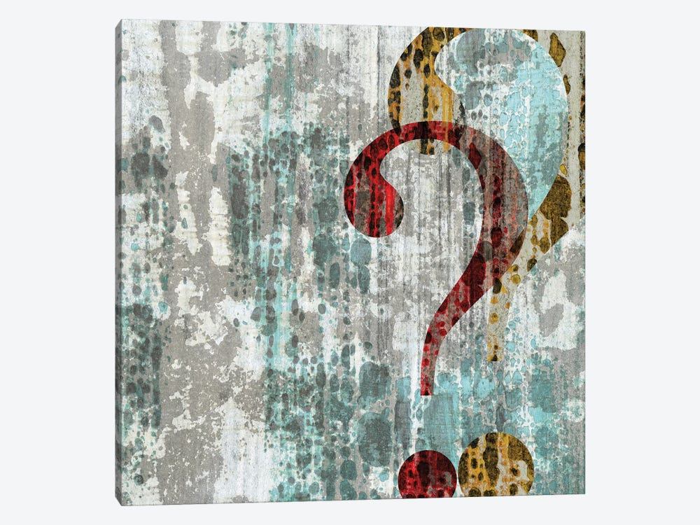 Question by PI Studio 1-piece Canvas Wall Art