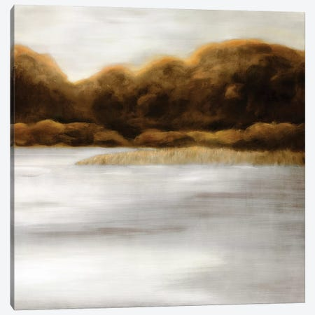 Red Landscape II Canvas Print #PST614} by PI Studio Canvas Wall Art