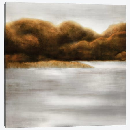 Red Landscape III Canvas Print #PST615} by PI Studio Canvas Art