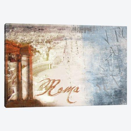 Roma, Italia Canvas Print #PST636} by PI Studio Canvas Artwork