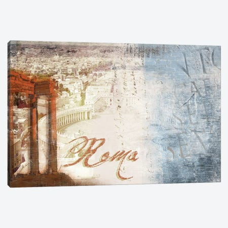 Roma, Italia Canvas Print #PST636} by PI Studio Canvas Artwork