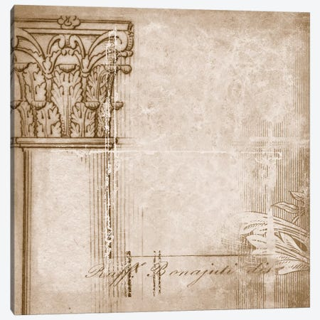 Romanesque I Canvas Print #PST637} by PI Studio Canvas Art