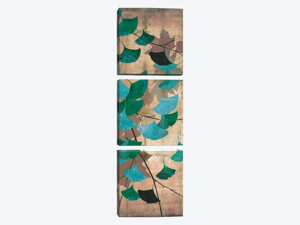 Azure Branch I by PI Studio 3-piece Canvas Print