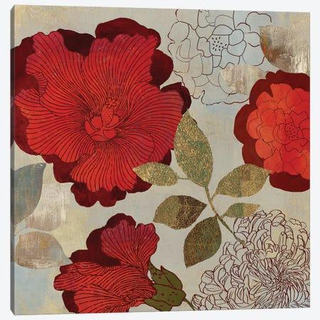 Rosa II Canvas Print #PST641} by PI Studio Canvas Artwork