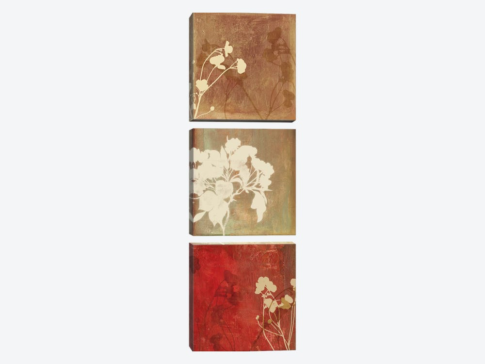 Rustique II by PI Studio 3-piece Canvas Art Print