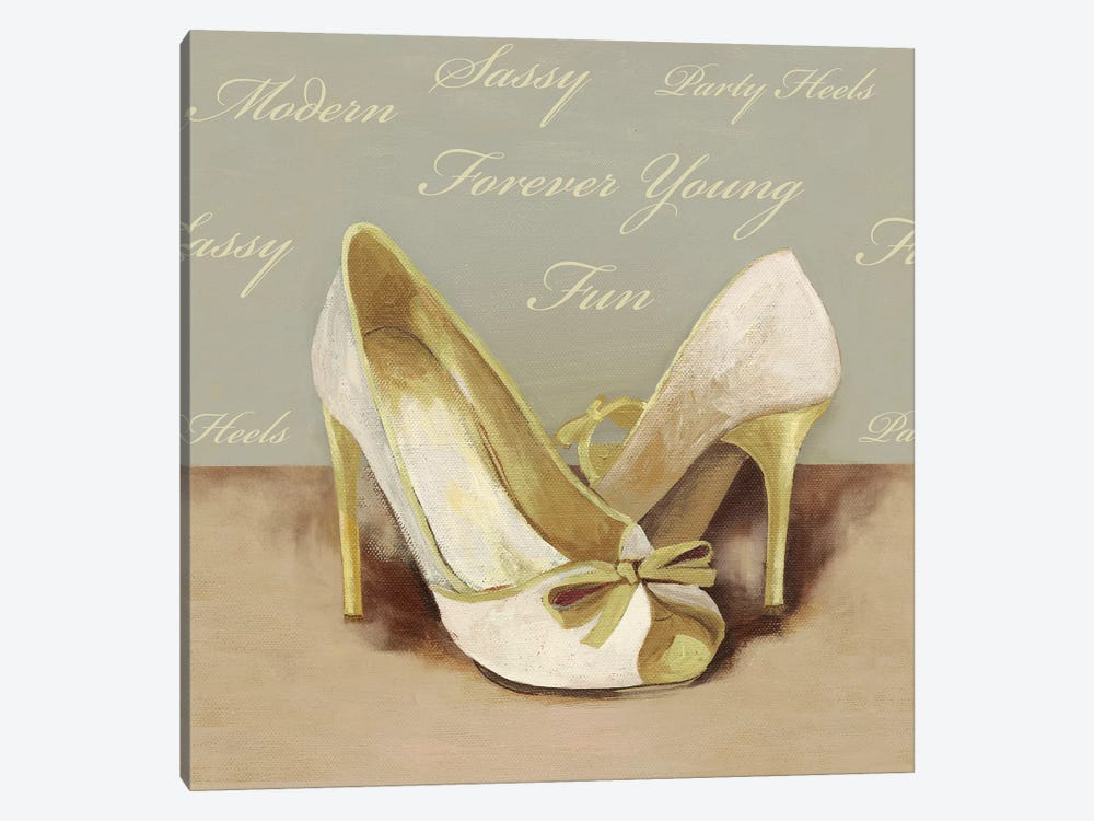 Sassy by PI Studio 1-piece Canvas Art