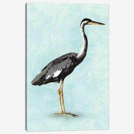 Seashore Bird I Canvas Print #PST656} by PI Studio Canvas Art