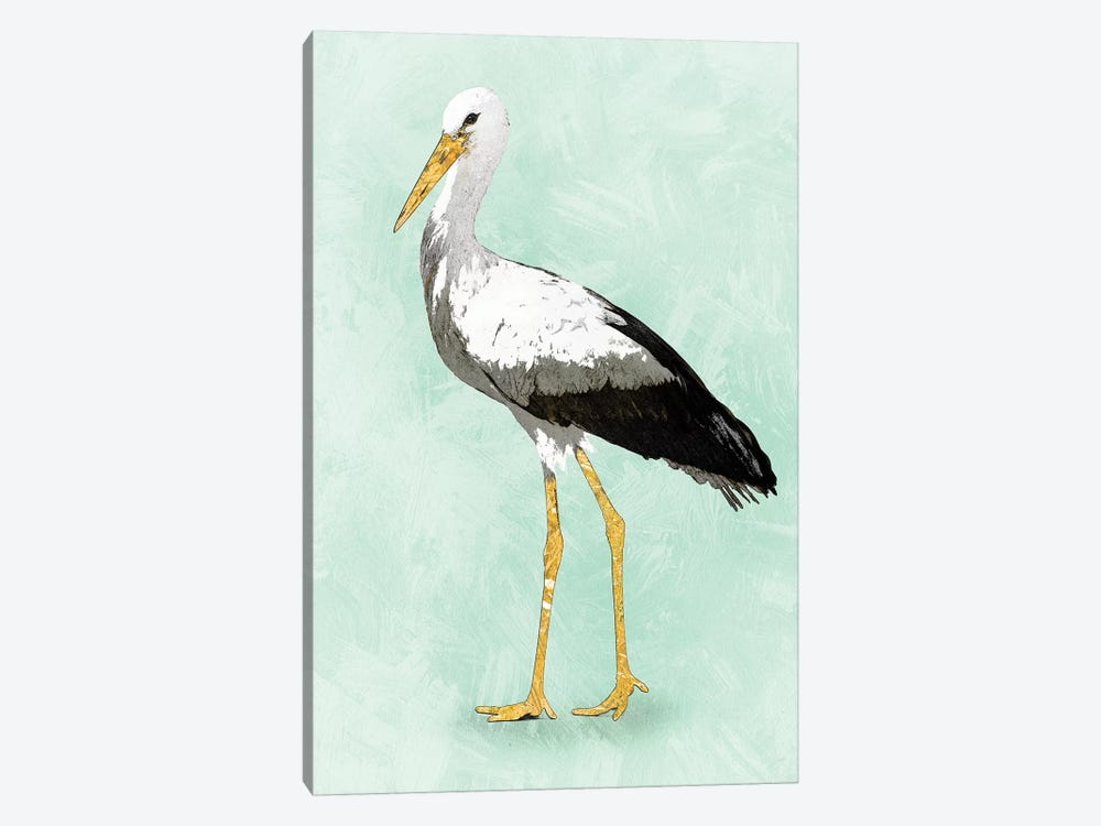 Seashore Bird II by PI Studio 1-piece Canvas Art