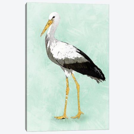 Seashore Bird II Canvas Print #PST657} by PI Studio Canvas Art