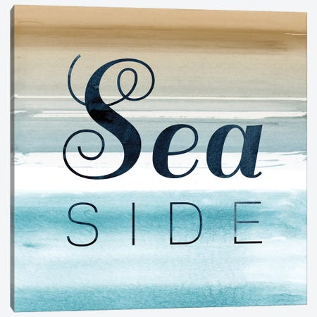 Seaside Canvas Print #PST659} by PI Studio Canvas Print