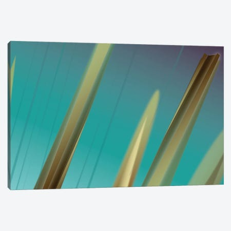 Shards Canvas Print #PST669} by PI Studio Canvas Wall Art