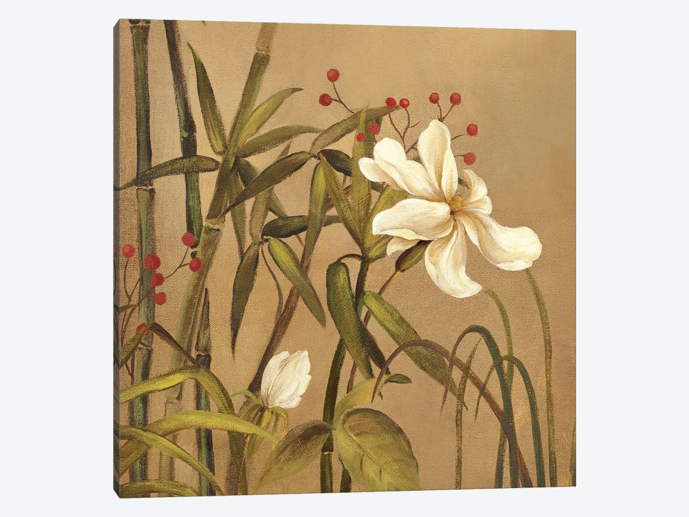 Bamboo Beauty I by PI Studio 1-piece Canvas Artwork