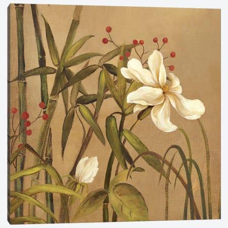 Bamboo Beauty I Canvas Print #PST66} by PI Studio Canvas Print