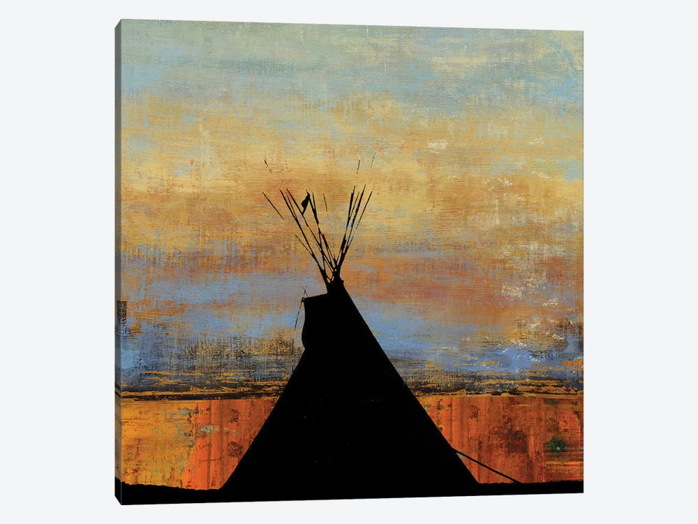 Sharp Mountain by PI Studio 1-piece Canvas Art Print