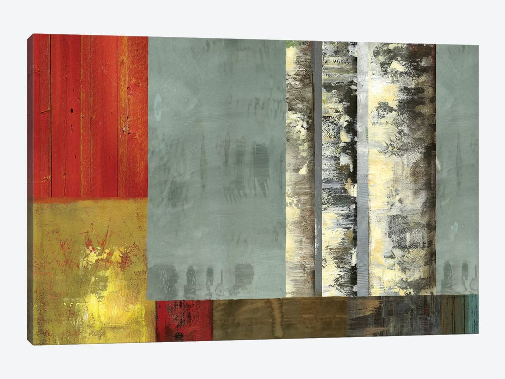 Silver Creek by PI Studio 1-piece Canvas Wall Art