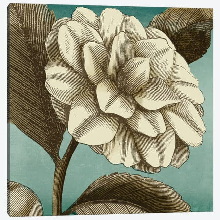 Slowdance Woodblock I Canvas Print #PST681} by PI Studio Canvas Artwork