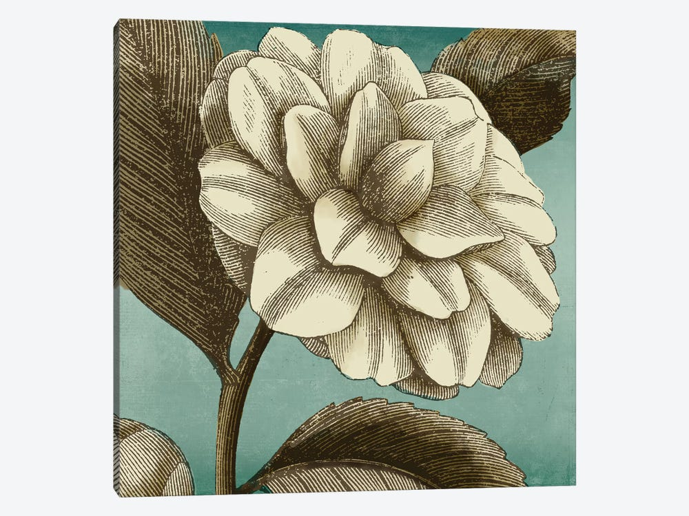 Slowdance Woodblock I by PI Studio 1-piece Art Print