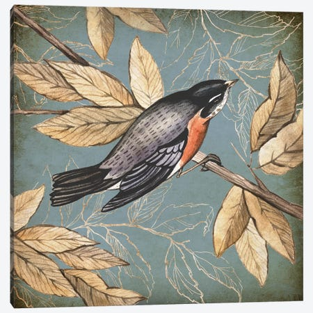 Songbird Fable I Canvas Print #PST694} by PI Studio Canvas Art