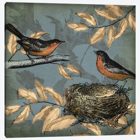 Songbird Fable II Canvas Print #PST695} by PI Studio Canvas Art