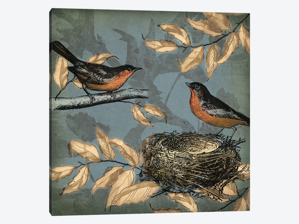 Songbird Fable II by PI Studio 1-piece Canvas Artwork