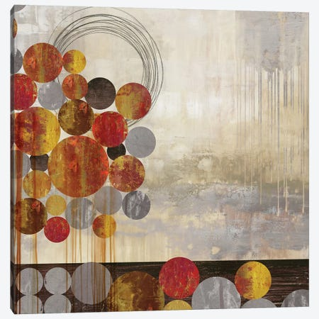 Sphere Scape Canvas Print #PST697} by PI Studio Canvas Artwork