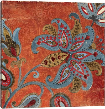 Spice Trade I Canvas Art Print