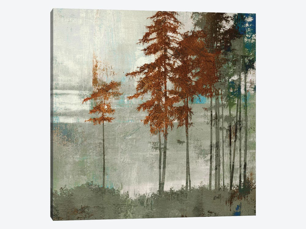 Spruce Woods II by PI Studio 1-piece Canvas Wall Art