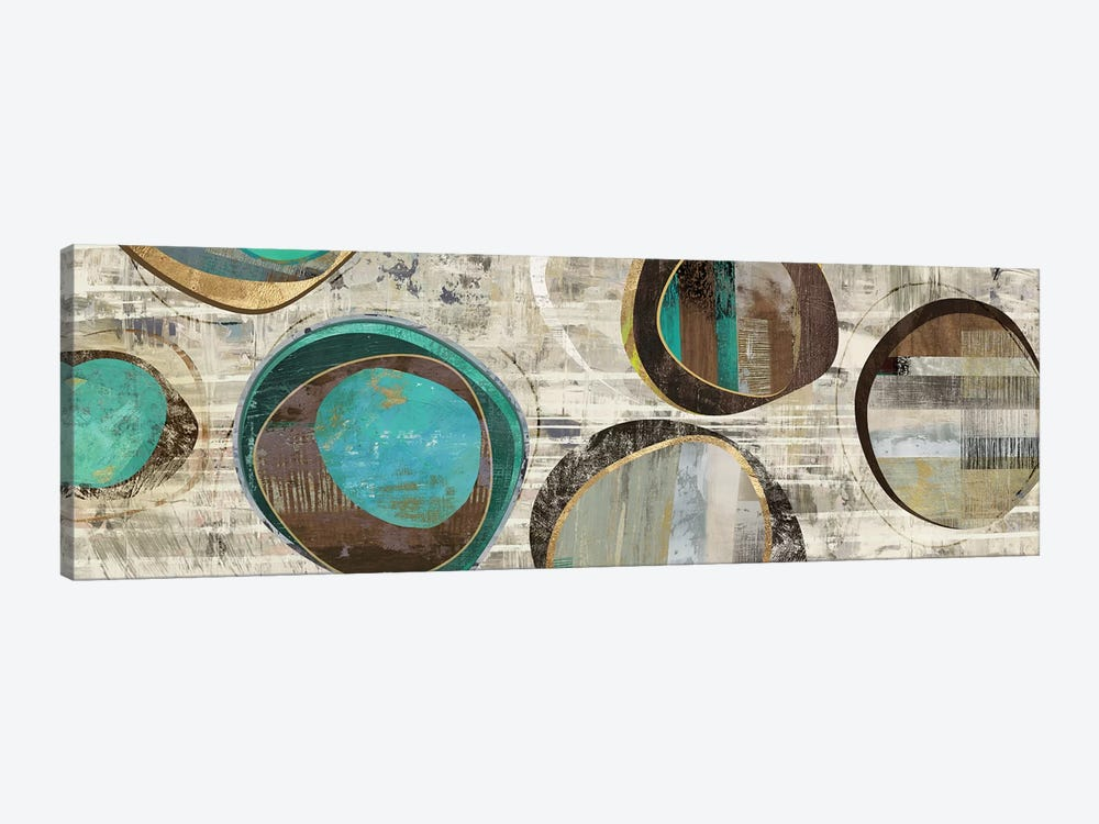 Stem Speckled II by PI Studio 1-piece Canvas Wall Art