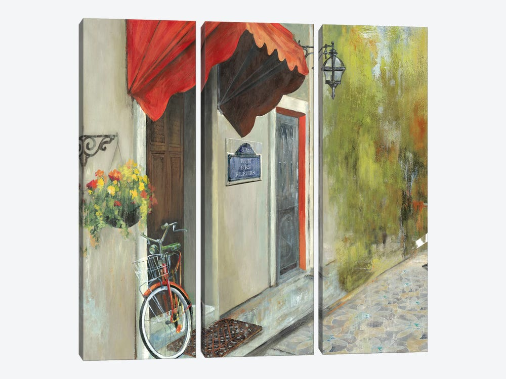 Stopping By by PI Studio 3-piece Canvas Art Print
