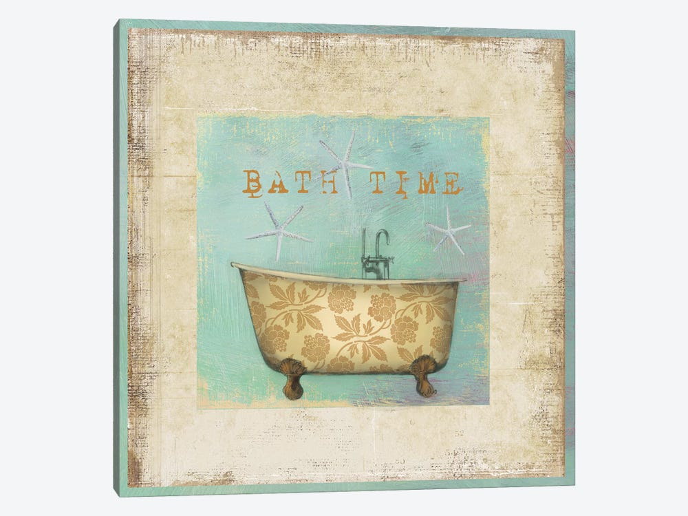 Bath Time by PI Studio 1-piece Canvas Art