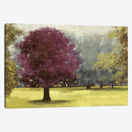 Summer Days, Plum Canvas Print #PST720} by PI Studio Canvas Print